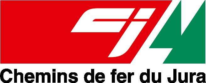 Logo Compagnie des chemins de fer du Jura