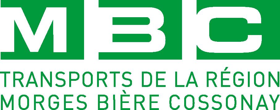 Logo Transports de la région Morges – Bière – Cossonay SA