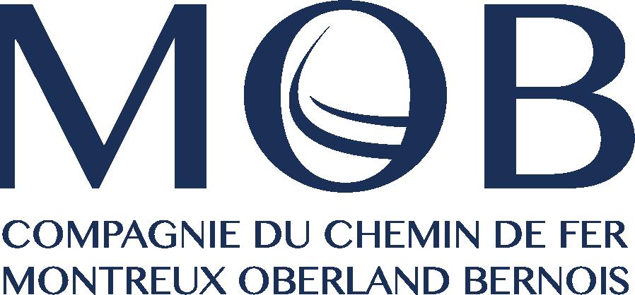 Logo Compagnie du Chemin de fer Montreux Oberland bernois SA