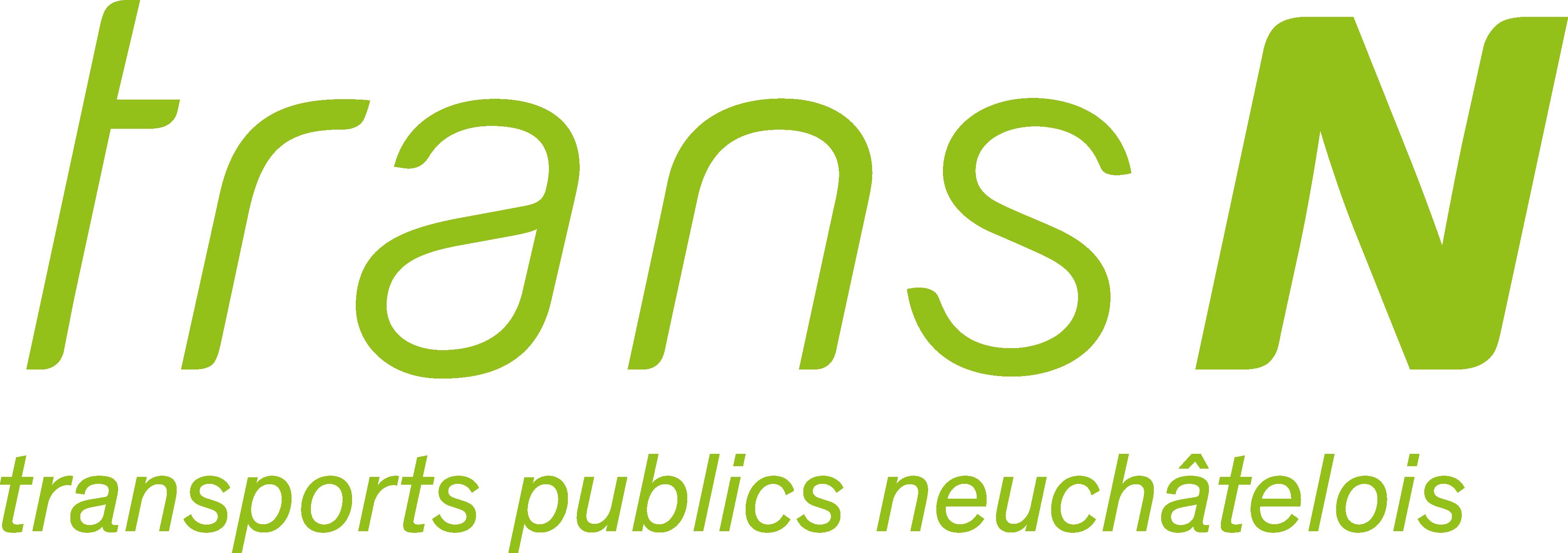 Logo Transports Publics Neuchâtelois SA